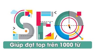 Dịch vụ seo web tổng thể chất lượng
