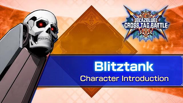 BlazBlue: Cross Tag Battle (Switch) revela trailer de novo personagem de DLC