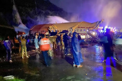 Air India plan crash