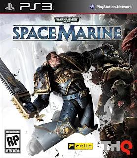 Warhammer 40.000 Space Marine PS3 Torrent