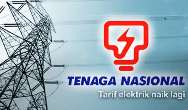 Tarif elektrik naik - Senyap-Senyap Tibai