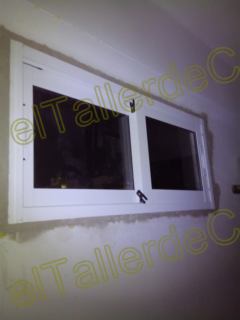 Eltallerdecarlos instalar ventana de aluminio 3 colocar - Instalar ventana aluminio ...