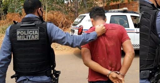 PM prende homem por manter duas mulheres em cárcere privado na cidade de Balsas