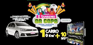 Promoção Sanremo Na Copa