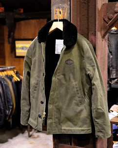 N-1 JACKET《Loden/Black》