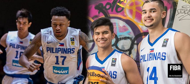 Gilas Pilipinas Final 12-man lineup for 2017 SEA Games