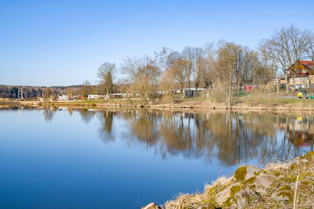 Drei-Seen-Tour Freiensteinau | Extratour Vogelsberg | Wandern in Hessen 04