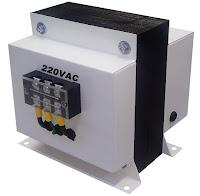 Transformador monofásico 220vac 220vac 4000w