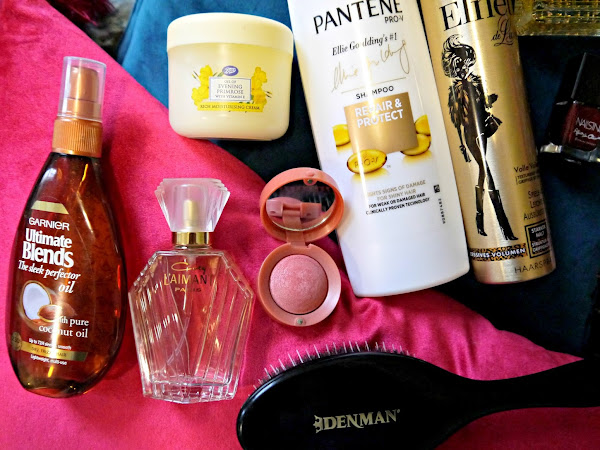 HAIR + BEAUTY PRODUCTS THAT BEST DEFINE ME