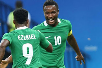 Super Eagles ready to give their best against England - Mikel
