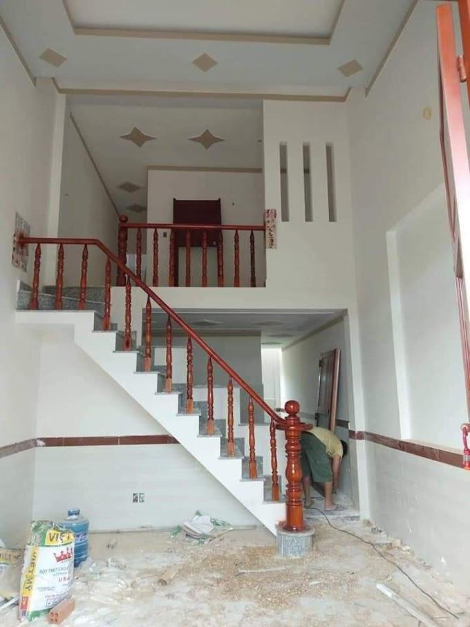 Cần bán nhà gác đúc mới xây ở gần ngay chợ Thông Dụng, Dĩ An, Bình Dương. Giá chỉ 1tỷ190.