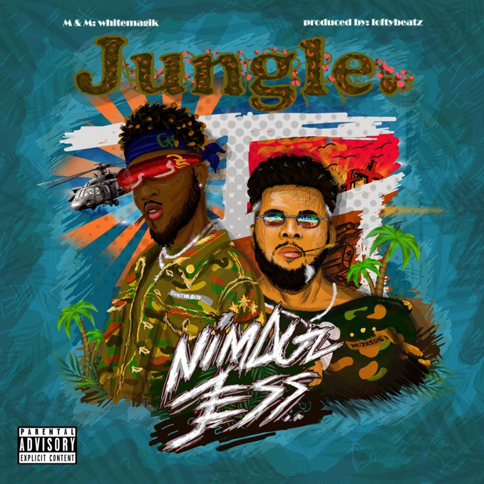 [Music]  Jess ||@_macjessie_ ft Nimduz||@Nimduz - Jungle