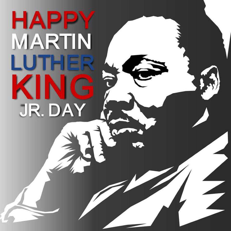Martin Luther King, Jr. Day Wishes For Facebook