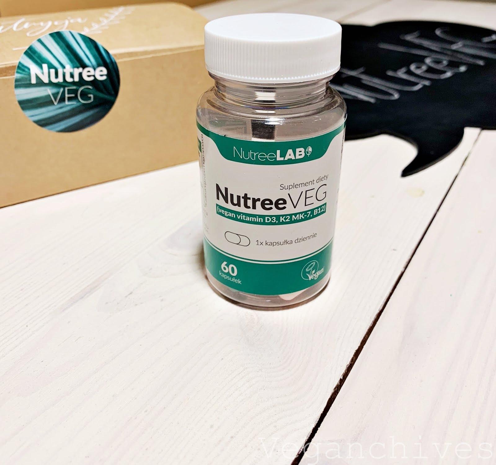 Witamina B12 - wartość dla organizmu i suplementacja NutreeVEG