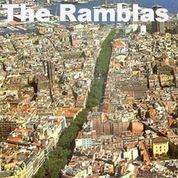 The Ramblas, Barcelona