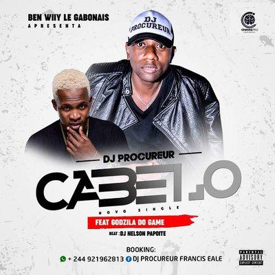 Dj Procureur com Godzila Do Game - Cabelo (Afro Beat) (Prod. Dj Nelson Papoite)