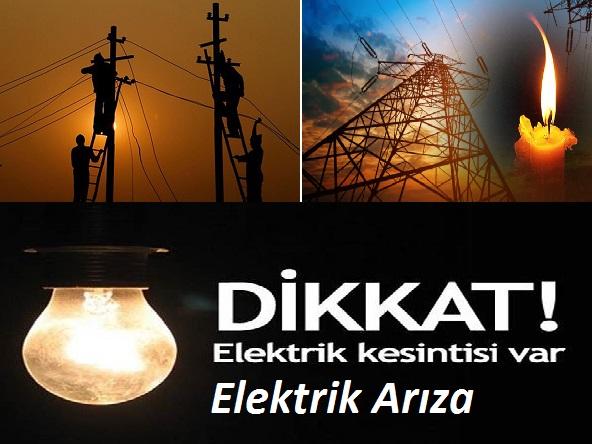 elektrik-ariza-numarasi