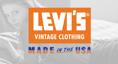 "LVC Orange Tab Logo, Emphasizing ""Made in USA"""