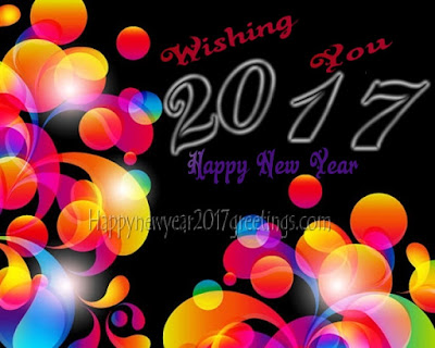 Happy New Year 2017 Wishes Greetings Cards