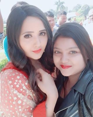 Pooja Ghosh and kajal raghwani
