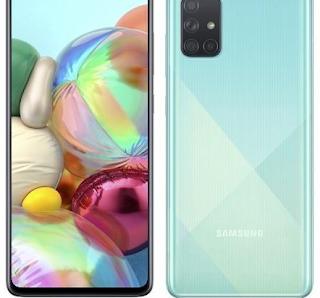 Menglas Smartphone Samsung Galaxy A51