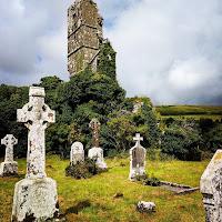 Ireland Photos: Lavagh Friary (aka Court Abbey)