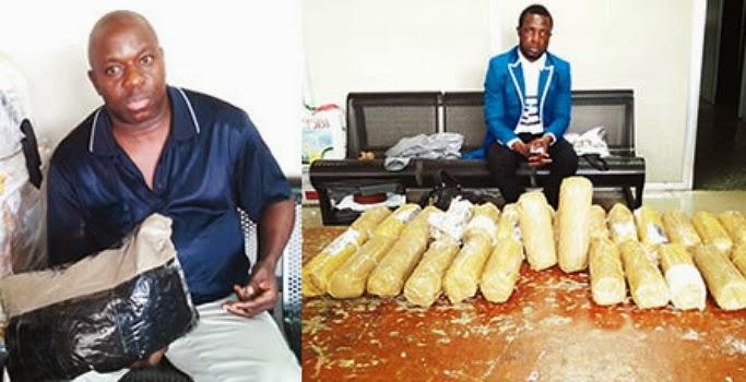drug dealer arrested lagos