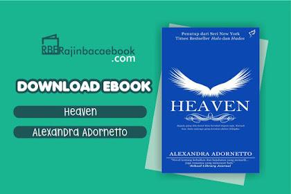 Download Novel Heaven by Alexandra Adornetto Pdf