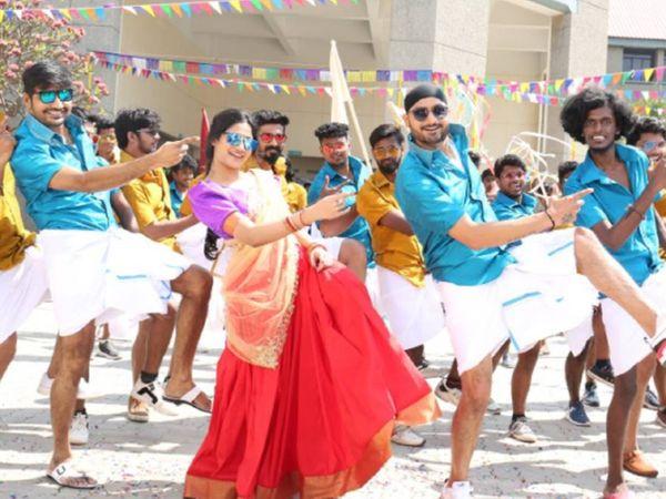 टीजर आउट:हरभजन सिंह की 'फ्रेंडशिप' का टीजर रिलीज, अपनी डेब्यू तमिल फिल्म में पहली बार लीड रोल में नजर आएंगे भज्जी