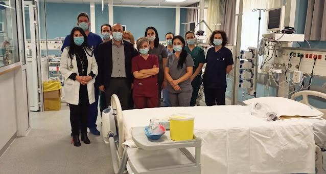 Ξεκινάει τη λειτουργία της η Μονάδα Αυξημένη Φροντίδας στο νοσοκομείο Φιλιατών