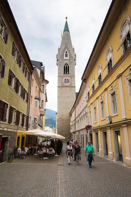 Torre dell'orologio-Bressanone