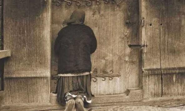Διδακτική Ιστορία: Ο Άθεος Και Η Γριούλα