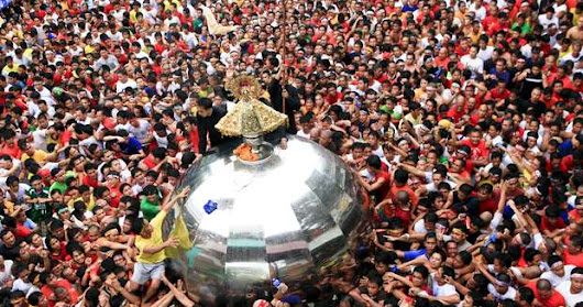 Naga City's Fiesta for Our Lady of Peñafrancia         ~          Philippine Flight Network