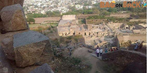 Golconda-Fort-Telangana