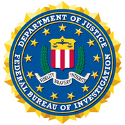 Federal Bureau of Investigation - US Department of Justice's Logo