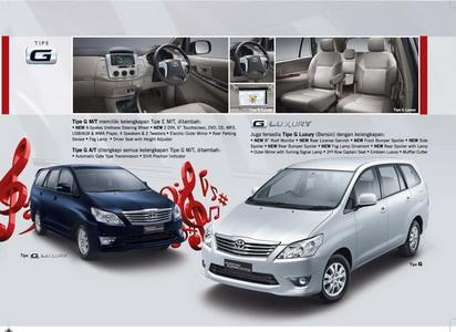 All New Kijang Innova Harga Speedometer Grand Veloz Brosur Mobil Toyota Baru 2012 ~