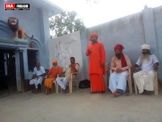 विश्व हिंदू परिषद व बजरंगदल के तत्वावधान में बैठक सम्पन्न