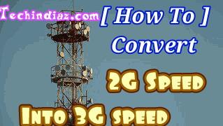 airtel 2g to 3g speed hack convert airtel 2g to 3g online