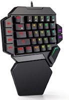Red thunder keyboard