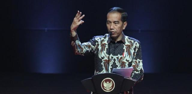 Jokowi: Negara Ini Sudah Kebanyakan Peraturan, Stop Sedikit-dikit Diatur