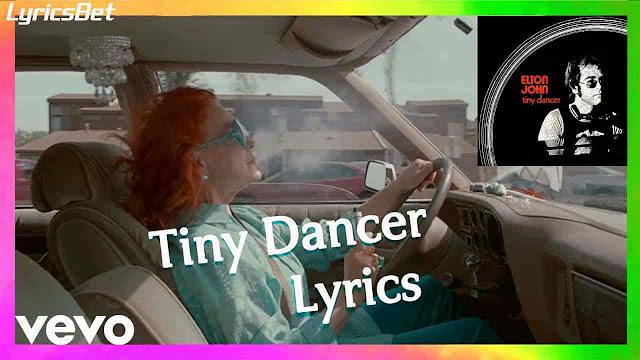 Tniny Dancer Lyrics