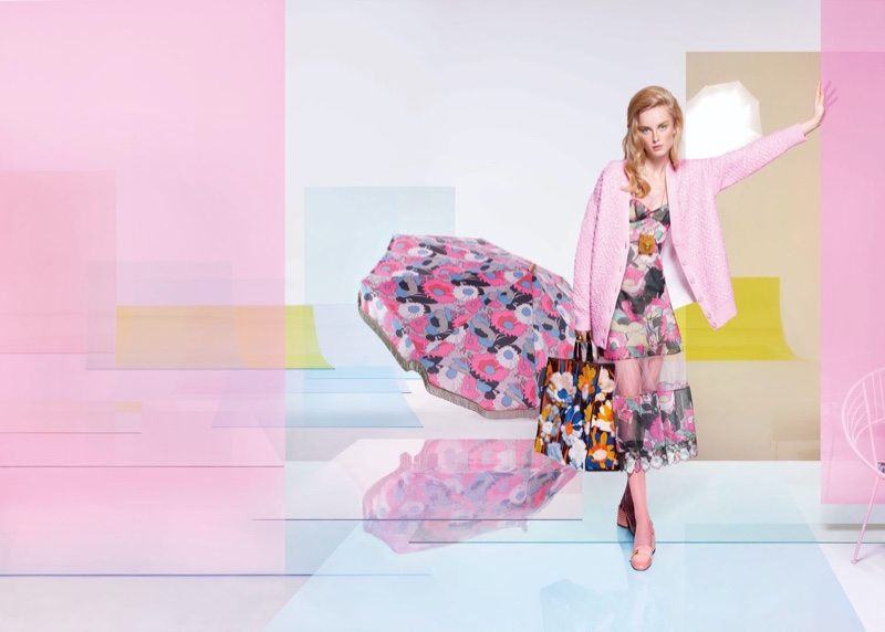 Fendi launches spring-summer 2020 campaign