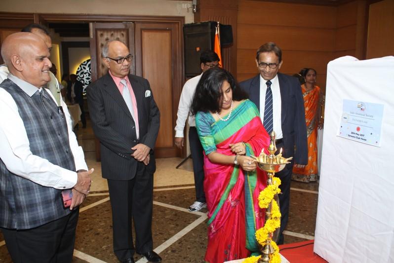 59th Founderu0027s Day program of the Indo-American Society Mumbai u2013 lighting of the l& speech musical program...wonderful evening  sc 1 st  Shital Kakkar Mehra & Shital Kakkar Mehra: 59th Founderu0027s Day program of the Indo-American ...