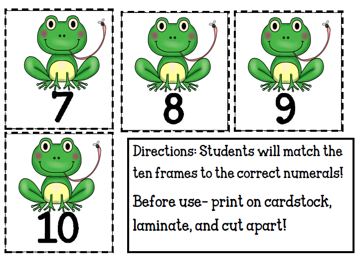 Froggy Fun A Is For Adventures Of Homeschooling
