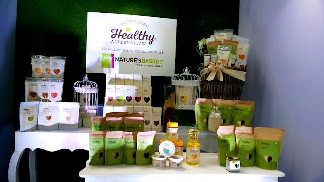 Godrej Nature's Basket Healthy Alternatives Health Nutrition Lifestyle Food