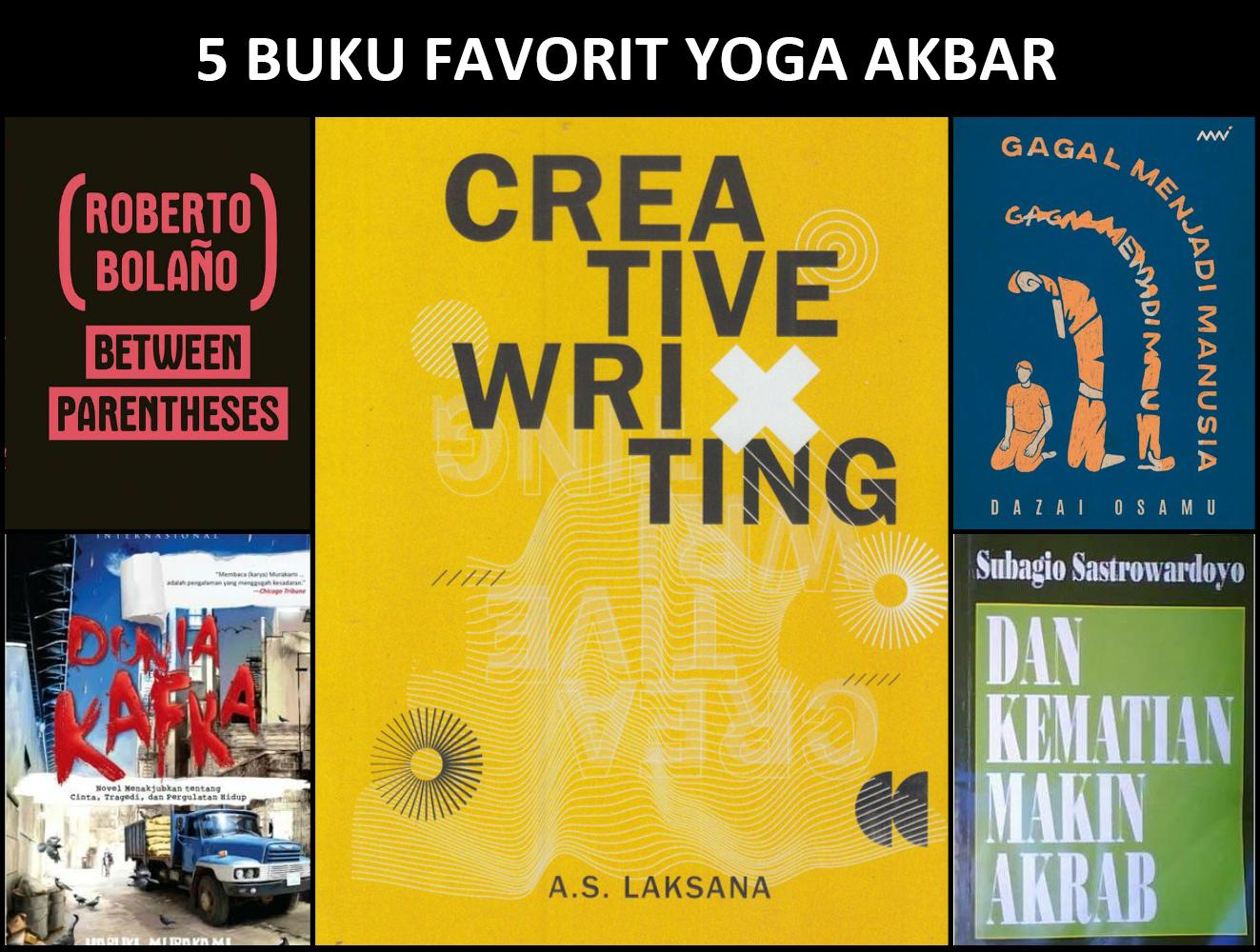 Klasifikasi Buku Sastra dan Buku yang Dianggap Sampah Tapi Best Seller (Bersama Akbar Yoga)