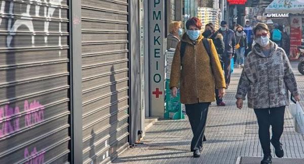Δεν ανοίγουν τα καταστήματα σε Θεσσαλονίκη, Αχαΐα, Κοζάνη