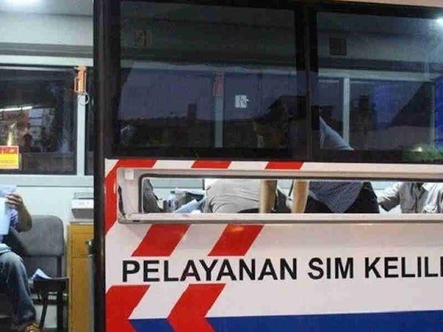 Lokasi Layanan Mobil SIM Keliling Wilayah DKI Jakarta pada Selasa 30 April 2019