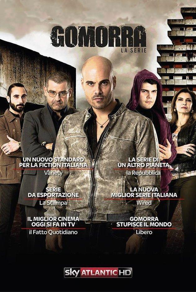 Gomorra Temporada 1 a la 4 Italiano Subtitulado 1080p