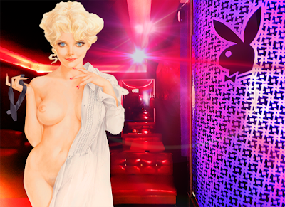 The Infamous Playboy Club Of Tijuana's Red Light District